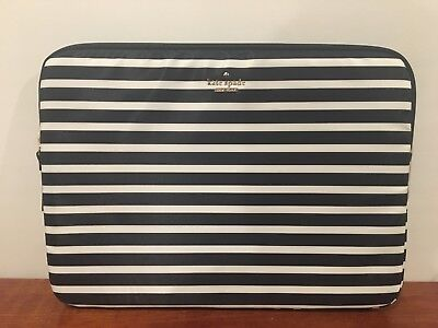 Kate Spade 14 inch Striped Computer Case/Sleeve