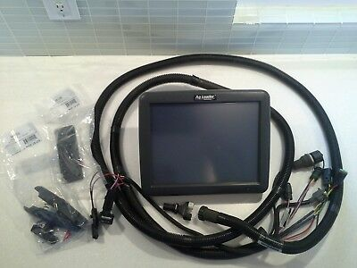 Ag Leader Integra Monitor (No Multi Product), Display Cable 4002506-12, and Ram