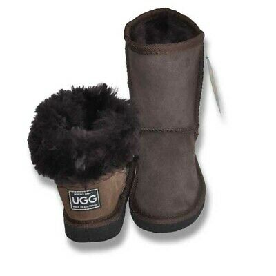 Ugg Boots Kids Australian Hand Crafted Water resistant Sheepskin