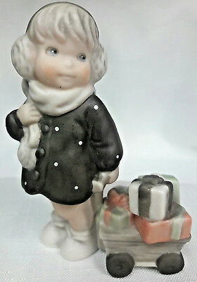 Kim Anderson Enesco Pretty as a Picture 184721 Friendship is a Forever