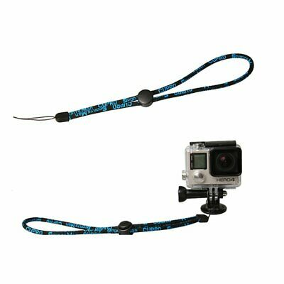 New Nylon Adjustable Wrist Strap Hand Lanyard Rope for GoPro Hero 5/4/3+/2 EU