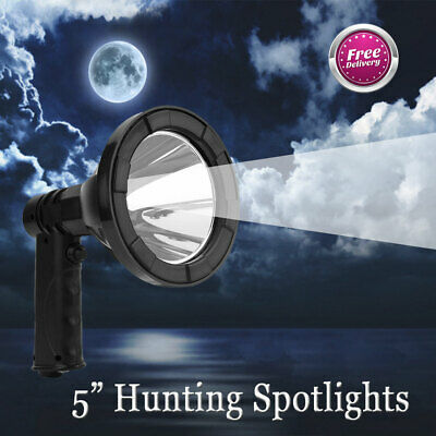 CREE LED 78000LM 780W Rechargeable Spotlight Hunting Hand Held Torch Spot Light
