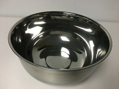 Chocovision Commercial Stainless Steel Bowl for X3210 Tempering Machines