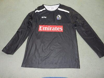 Collingwood Long Sleeved Top, Afl Approved