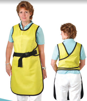Buckle X-Ray Apron - 0.50mm Lead Equivalency Radiation safety & imaging apron