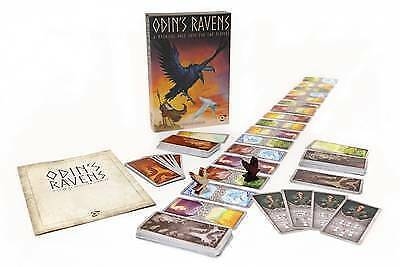 Odin's Ravens: A Mythical Race Game for 2 Players by Thorsten Gimmler...