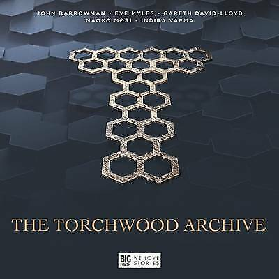 The Torchwood Archive by Big Finish Productions Ltd (CD-Audio, 2016)