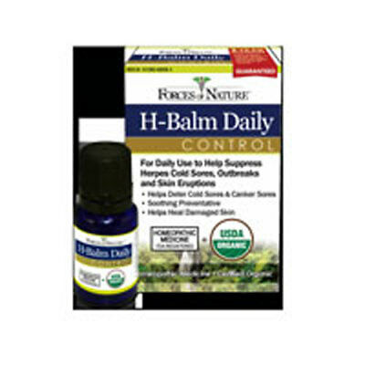 H-Balm Daily Control 11ml by Forces of Nature