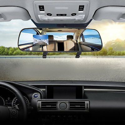 Car HD 1080P 2.7 Video Recorder G-sensor Dash Cam Rearview Mirror Camera DVR mw