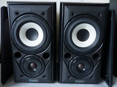 (Pair) MISSION 700 SPEAKERS - Late/last version in great condition