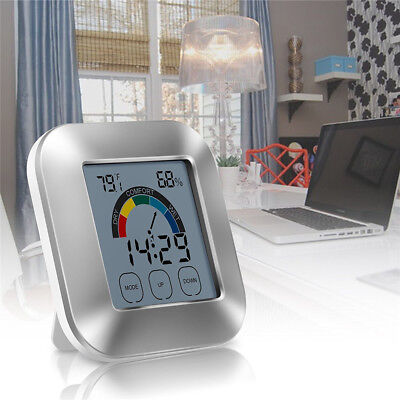 Digital Hygrometer Indoor Humidity Thermometer and Back-light Humidity Monitor