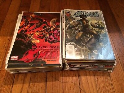 Lot of 57 Astonishing X-Men #1-42,47,48,50-59,64 Marvel Comics (2004) VF/NM Run