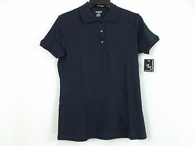 French Toast Girl short sleeve t-shirt size 20 Navy blue A08 New!