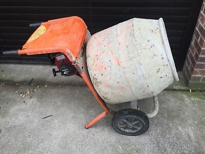 Belle Minimix 150 With Honda Gxh50 4 Stroke Engine Complete With Stand