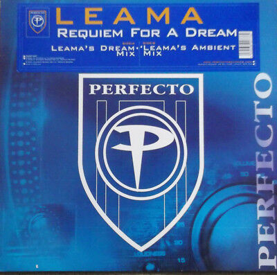leama requiem for a dream 12-inch vinyl record house PERF48T free uk post