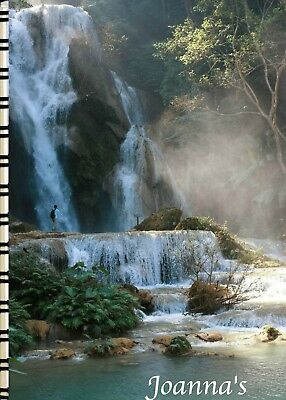 Address Book Waterfall