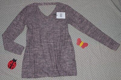 NEUF ✿❀ Pull grossesse maternité femme ✿❀ MAMALICIOUS ✿❀ Taille M 38/40/42