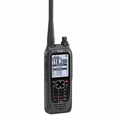 Icom IC-A25C Airband Transceiver - Handheld Transceiver/Communications