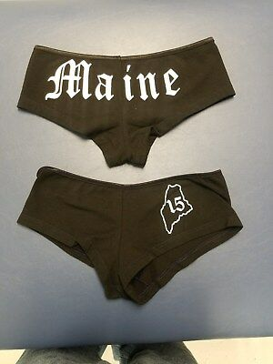 Sylo Maine Booty Shorts Small