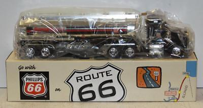 Lube Oil Legends #9 Phillips 66 Year 2000 Credit Card Edition Tanker Truck NOS