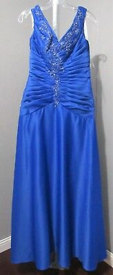 Jordan Fashions Caterina Mother of the Bride Groom Dress Womens Size 2