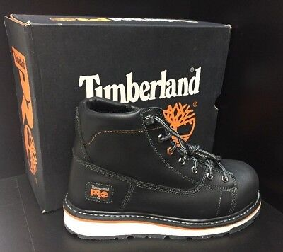 """Timberland Pro Grindworks 6"""" Alloy Safety Toe Work Boot (Size 9) New"""