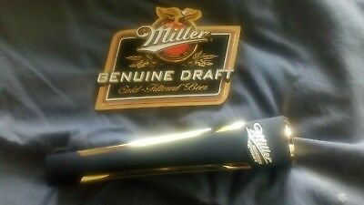Miller Draught Tap Badge And Handle