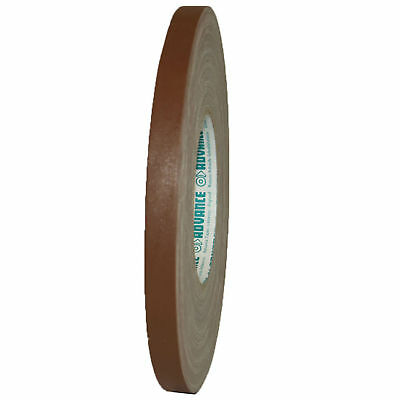 AT160 gaffatape Woven Tape Matte Brown 11mm x 50m Duct Tape Premium Quality