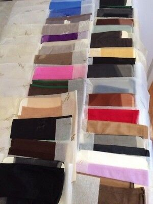 Vintage Nylon Stocking Lot - 31 Pair - All Look Gentlty Used - 3042