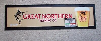 GREAT NORTHERN  Bar Mat  - NEW