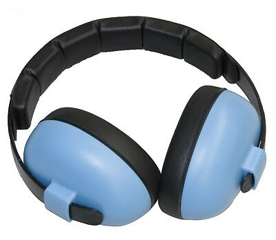 Baby Banz Earmuffs Infant Hearing Protection Ages 0-2+ Years New FREE2DAYSHIP