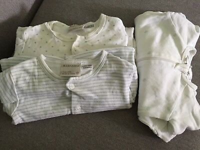 Marquise and pure baby bundle (3 items) size 000