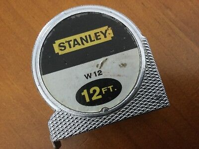 Vintage Imperial Stanley Tape Measure - Made in Australia
