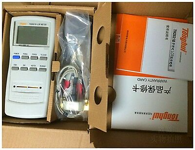 Handheld bridge LCR Meter 0.3% accuracy + 0.1% TH2821A