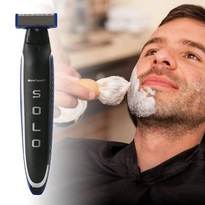 New Electric Shaver Razor Men's Cordless Washable Deluxe Trimmer Rechargeable