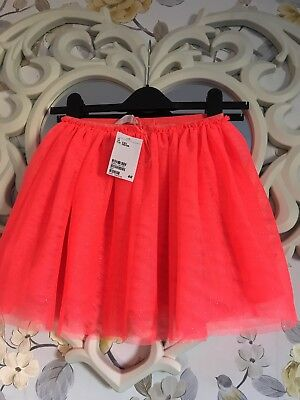 Girls H&M Tutu Skirt Age 6-8y