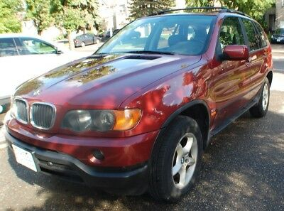 BMW: X5 3.0L very low 126750 km all original no rust UV