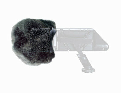 Furry Shotgun Windshield  Windscreen WIND Muff for Rode SVM Stereo Microphone