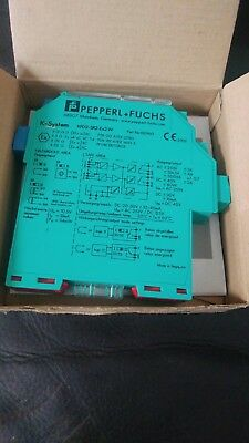 1 PC New Pepperl + Fuchs KFD2-SR2-EX2.W Switch Amplifier UK