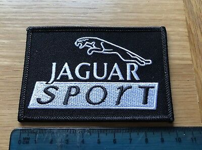 Jaguarsport Jaguar Badge Embroidered XJR TWR XJRS XJ220