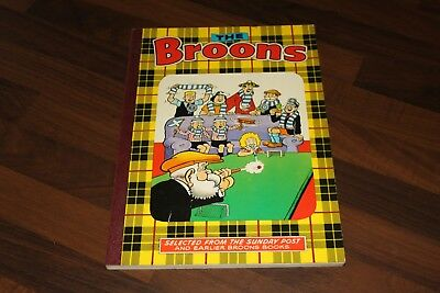 The Broons Annuals - A Scottish Children's Annual - 1979