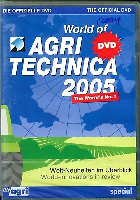 World of Agri Technical 2005 World-innovations in review DVD