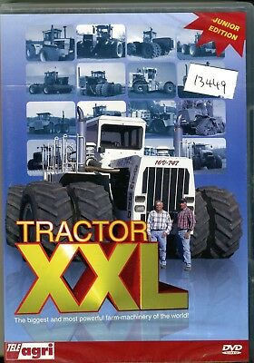 Tractor XXL DVD (large tractor DVD for children)
