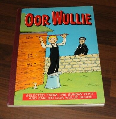 Oor Wullie Annual - Scottish Annual - 1978