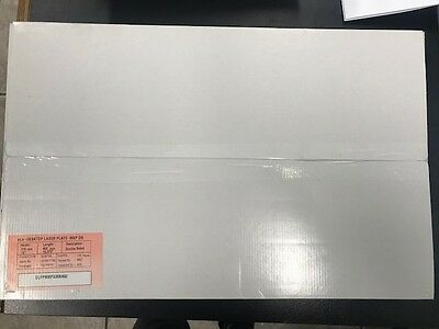 Laser Plates 13 X 19.375 2 Sided