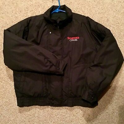 Seagram Coolers Jacket Size XL
