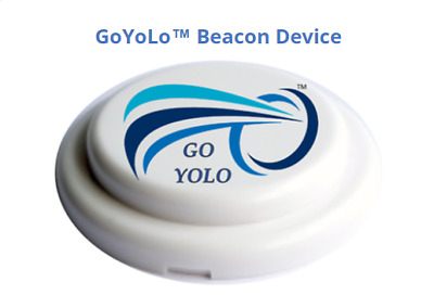 Cell Phone Advertising Beacon Device Mobile Marketing Beacon Promote GoYolo