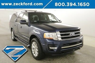 2017 Ford Expedition Limited 3.5L V6 24V Turbo Automatic 4WD Premium