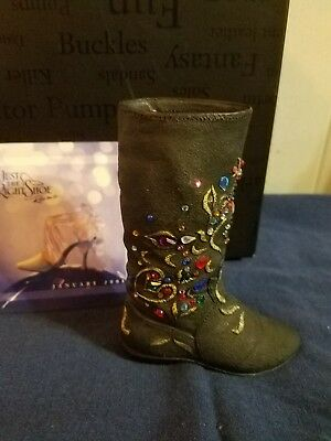 Just The Right Shoe - Diamonds WITH COA
