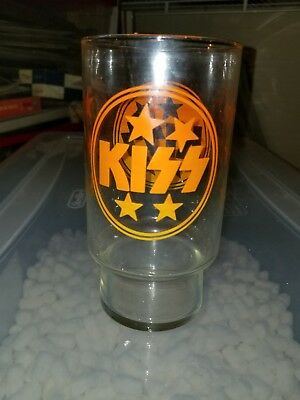 1978 KISS Aucoin Glass
